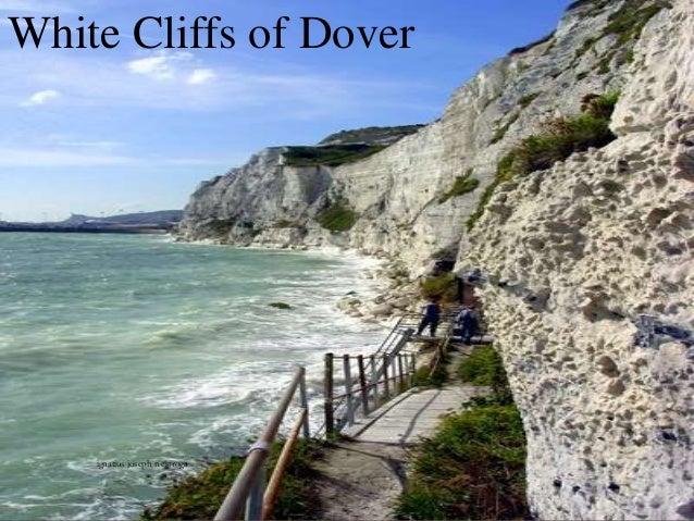White Cliffs of Dover ignatius joseph n estroga