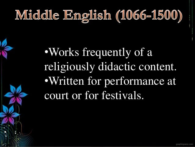 •Works frequently of a religiously didactic content. •Written for performance at court or for festivals. ignatius joseph n...