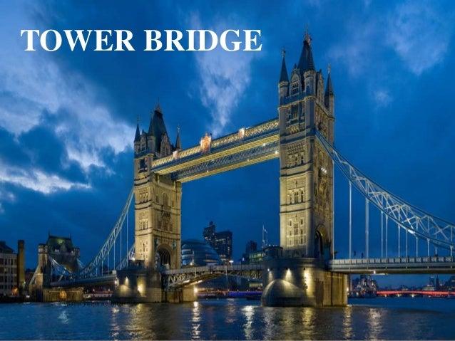 TOWER BRIDGE ignatius joseph n estroga