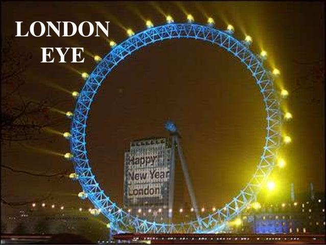 LONDON EYE ignatius joseph n estroga