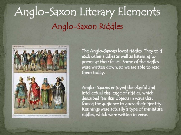 anglo saxon boast The boast of an anglo-saxon warrior was not considered an instance of conceit, but was instead a method of inspiring heroic deeds your boast should appear similar to.