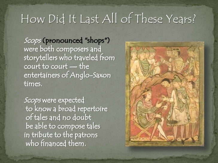 "a mixture of pagan and christian values in the anglo saxon poem the wanderer Poem ""the wanderer pagan values as well as the anglo-saxon culture and tradition this time period is definitely a point in history where christianity."