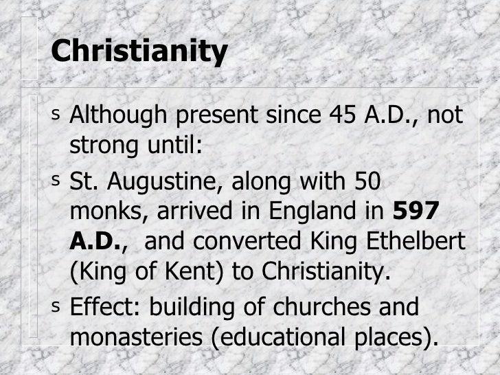 Anglo saxon period-1