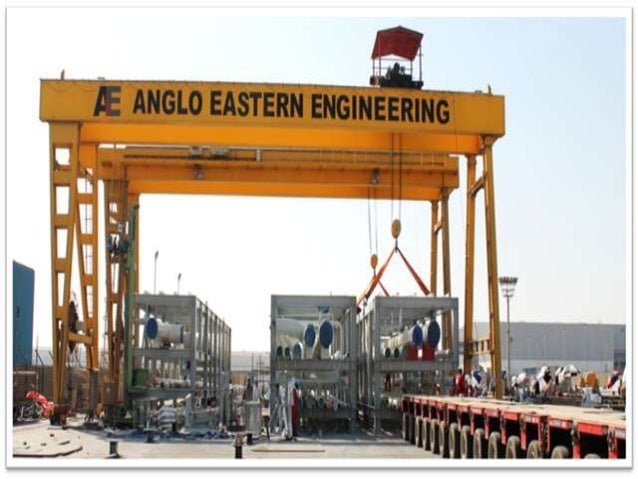 Anglo Eastern Industries Provide Engineering services for your profile