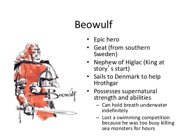 supernatural in beowulf