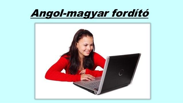 Angol magyar fordító top