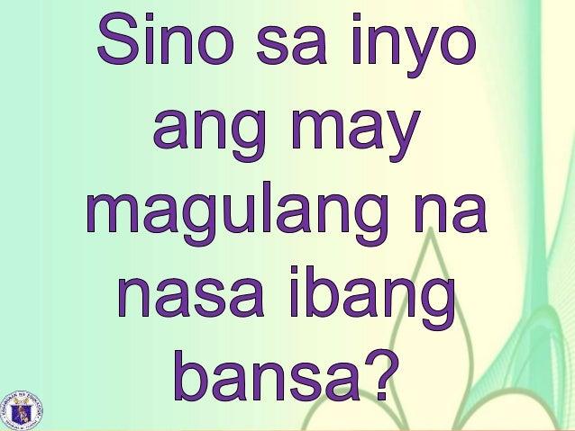 1. Ano ang isinasalaysay ng may-akda sa tula?