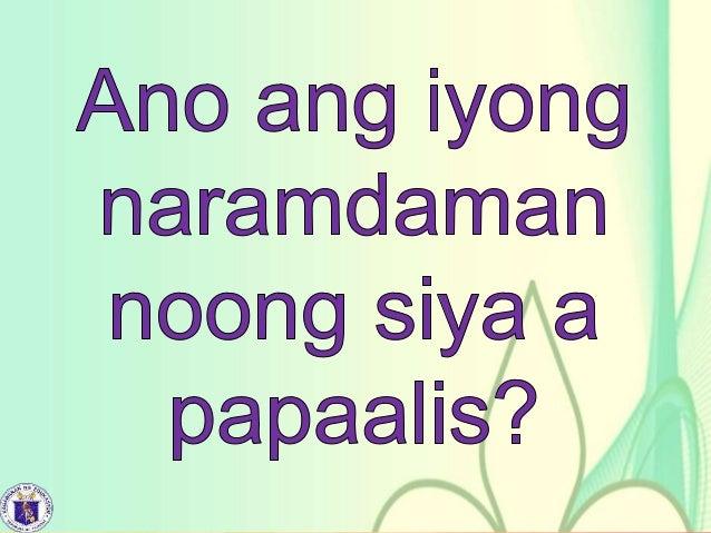 2. Paano isinalaysay ng may-akda ang kaniyang pagbabalik?