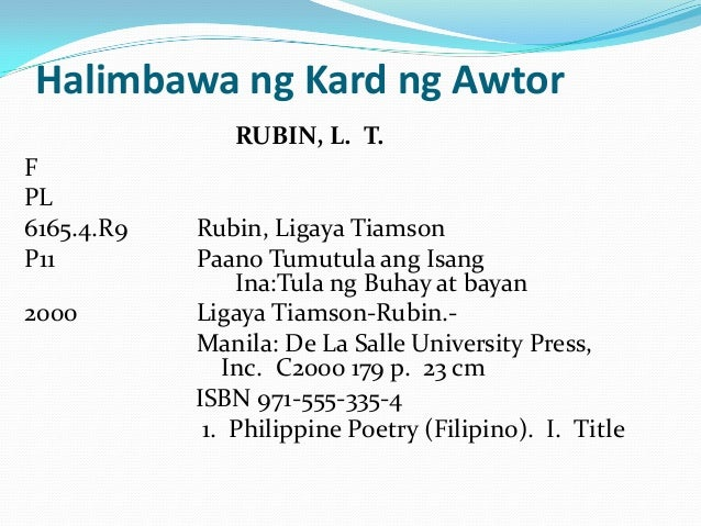 halimbawa ng filipino journal Download and read halimbawa ng journal na tagalog halimbawa ng journal na tagalog some people may be laughing when looking at you reading in your spare time.