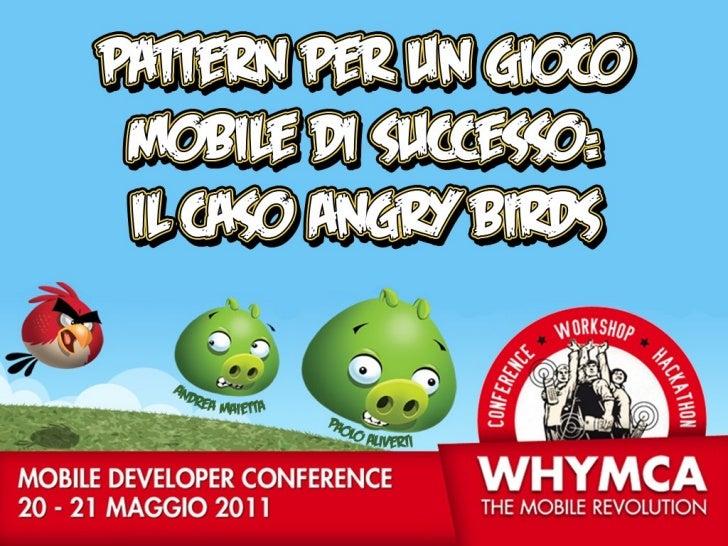 Angry birdswhymca2011
