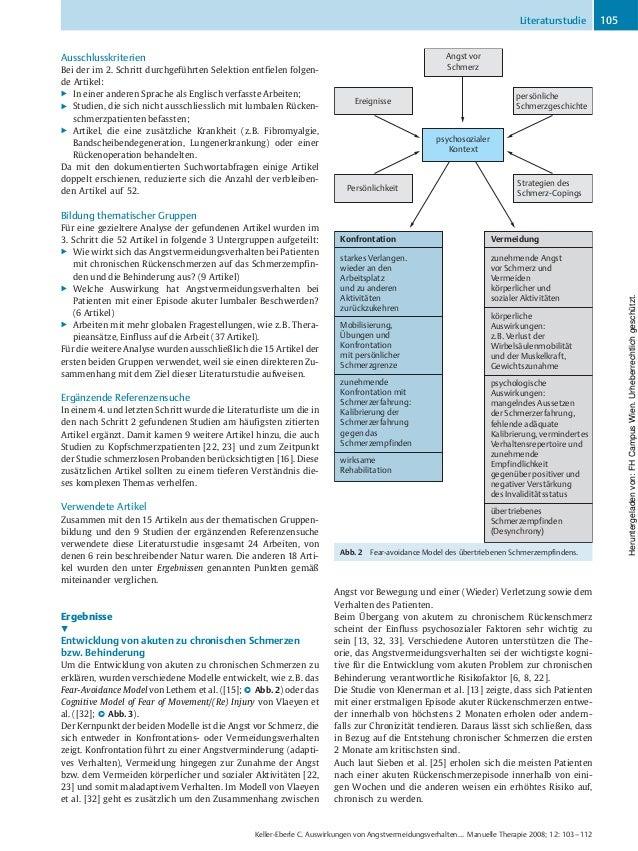 Ausschlusskriterien Bei der im 2. Schritt durchgeführten Selektion entfielen folgen- de Artikel: E In einer anderen Sprach...