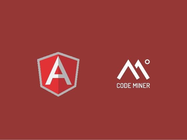 QuE é AnGularJs? AngularJS é um framework JavaScript open-source que auxilia na execução de single-page applications. cons...