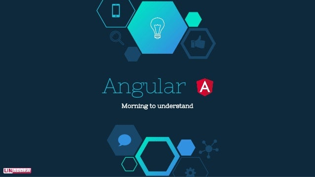 Angular Morning to understand