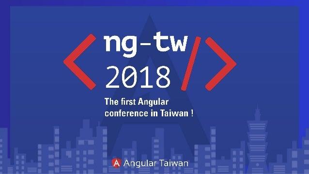 原來 Angular 可以這樣玩設定 Poy Chang