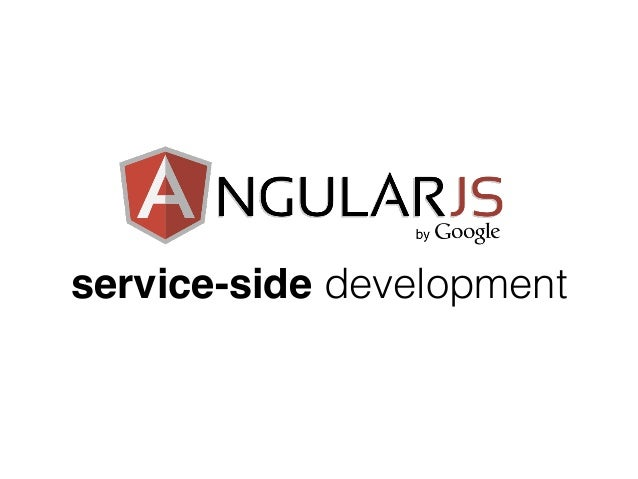 service-side development