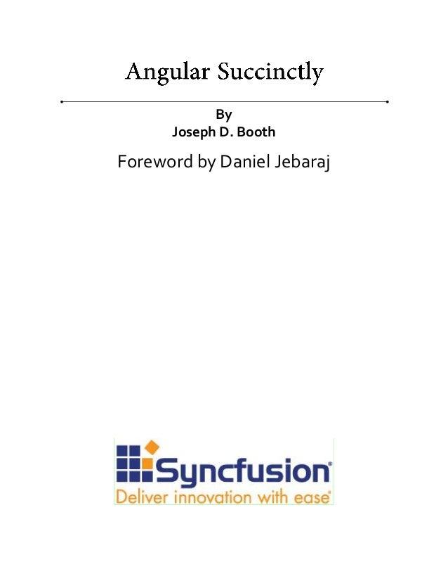 Angular succinctly Slide 2