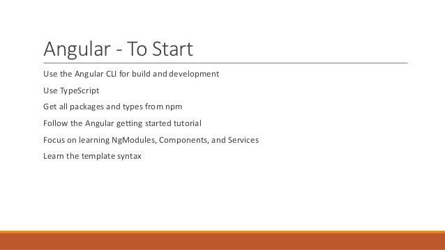 Angular, ASP NET Core, and Visual Studio Code - Oh My!