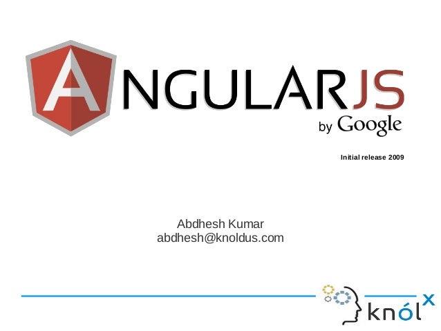 Initial release 2009  Abdhesh Kumar abdhesh@knoldus.com