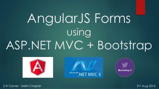 AngularJS Forms Validation