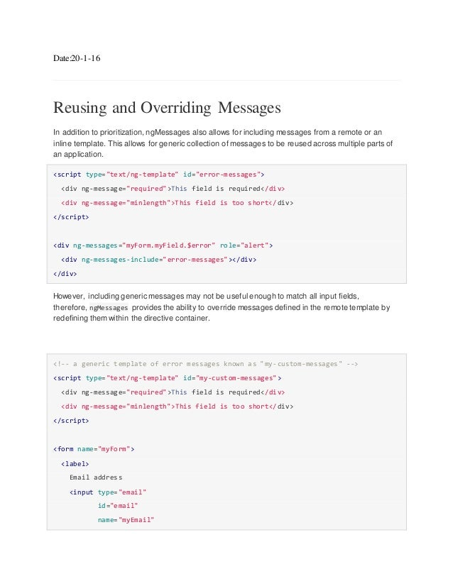 Angular js animate shashikant bhongale 20 7 16 date20 1 16 reusing and overriding messages in addition to prioritization pronofoot35fo Choice Image