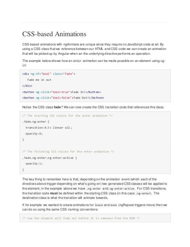 Angular js animate shashikant bhongale -20-7-16