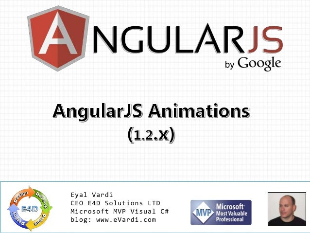 "<script src=""angular.js""></script> <script src=""angular-animate.js""></script>  angular.module('app', ['ngAnimate']);"