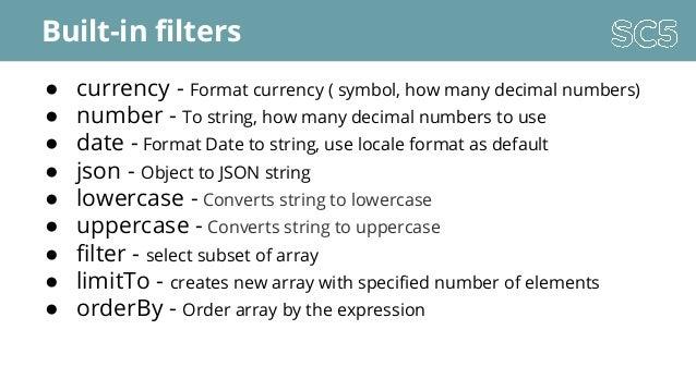 Angular js Primer in Aalto University