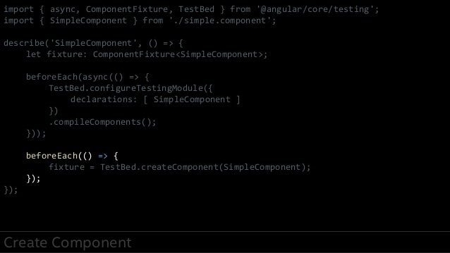 Angular Unit Testing from the Trenches