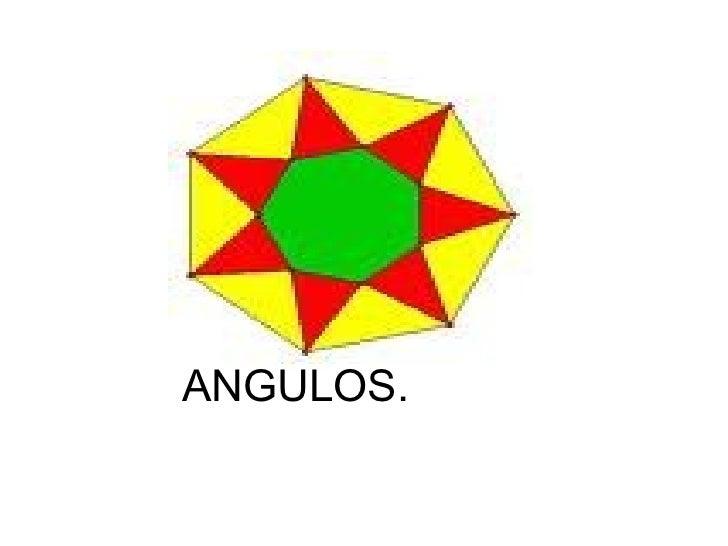 ANGULOS.