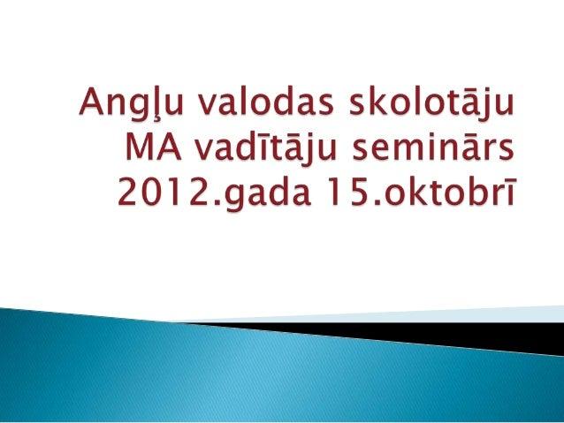  Svešvalodas standarta pamatskolai 2 varianti  (12. un 36.pielikums)http://www.likumi.lv/doc.php?id=150407&from=off#n3 O...
