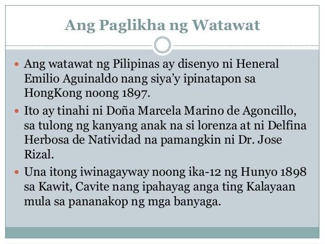 Watawat ng ng pilipinas simbolo Lihat Dan