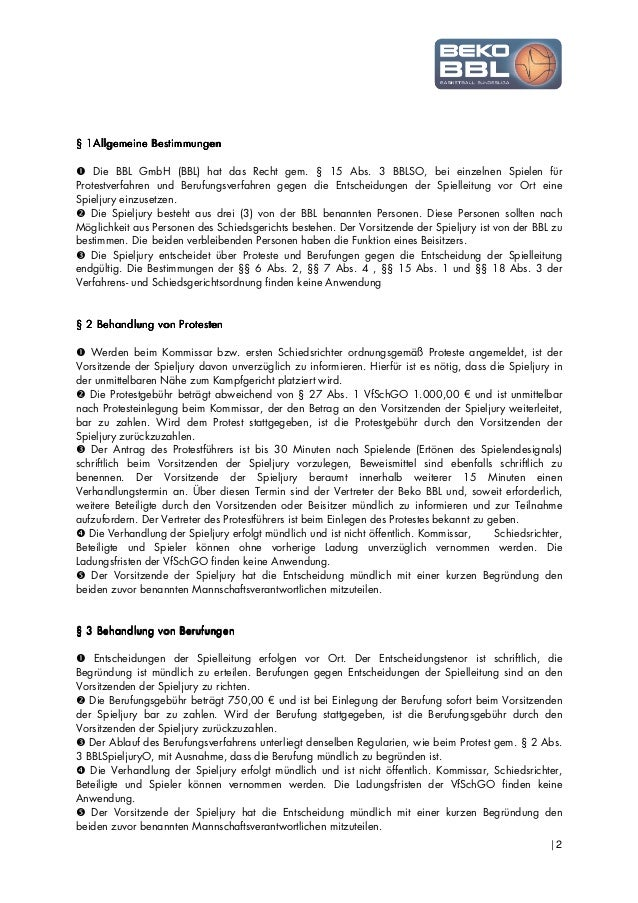 | 2 § 1§ 1§ 1§ 1Allgemeine BestimmungenAllgemeine BestimmungenAllgemeine BestimmungenAllgemeine Bestimmungen Die BBL GmbH ...