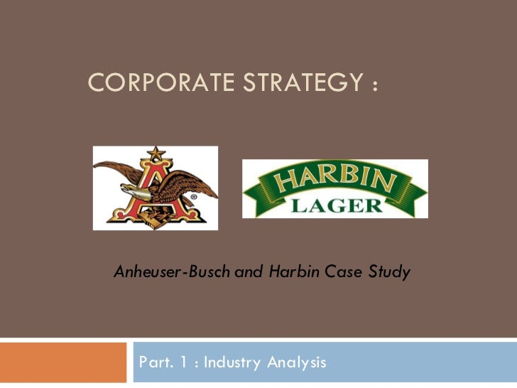 An analysis of the history of anheuser busch
