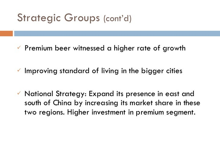 anheuser busch case study From just-drinks' analysis of anheuser-busch inbev's performance over  in  a-b inbev's case - to oversee smaller and more niche breweries.