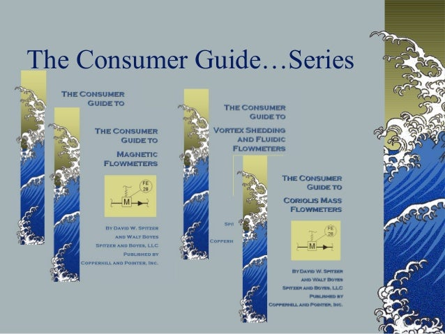The Consumer Guide…Series
