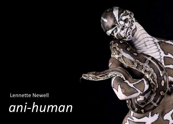 LennetteNewell<br />ani-human<br />