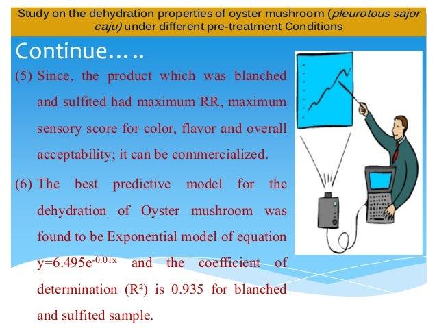 thesis on oyster mushroom
