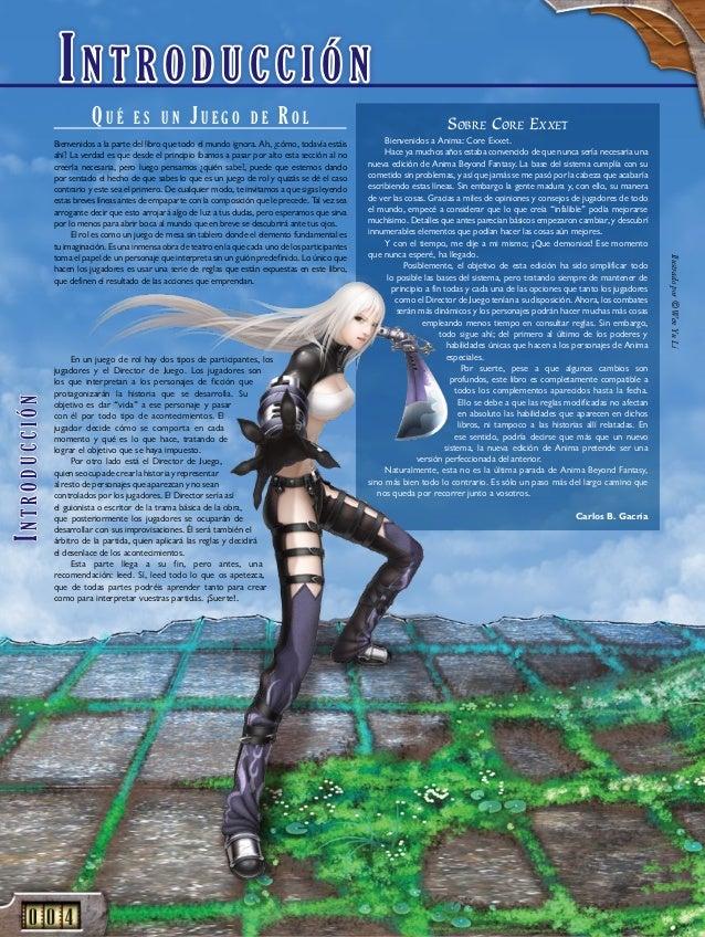 Anima Beyond Fantasy Core Exxet Pdf