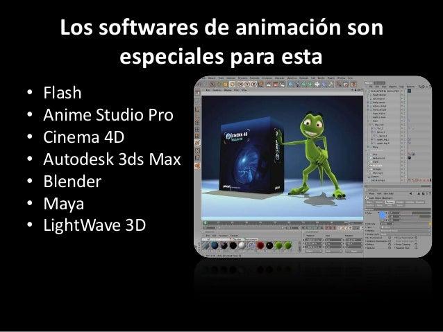 La animación ha tenido impacto en el cine• La animación en elcine a logrado muchoy hoy sea convertidoen algo habitual.• El...