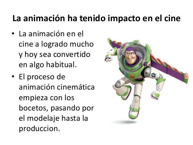 La programación de la TV también esanimación• La animación también se a convertido en algo comúnen lo que respecta a la tv...