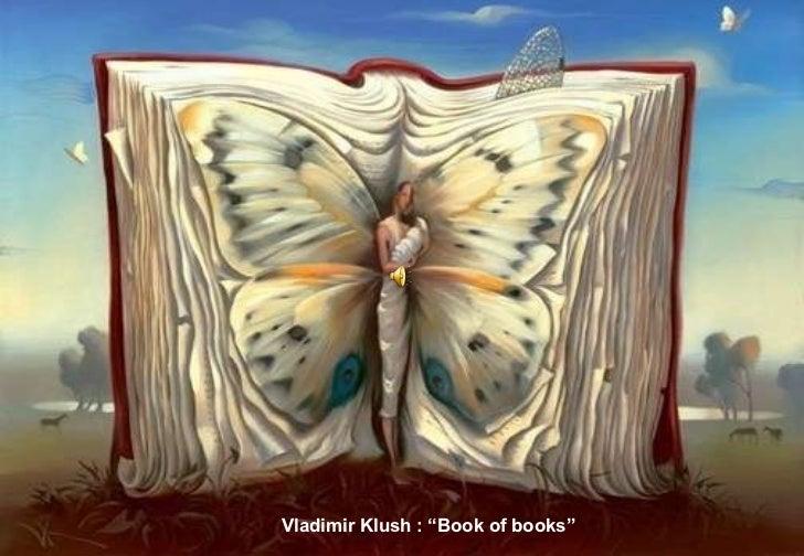 "Vladimir Klush : ""Book of books"""