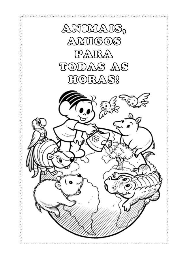 ANIMAIS, AMIGOS PARA TODAS AS HORAS!