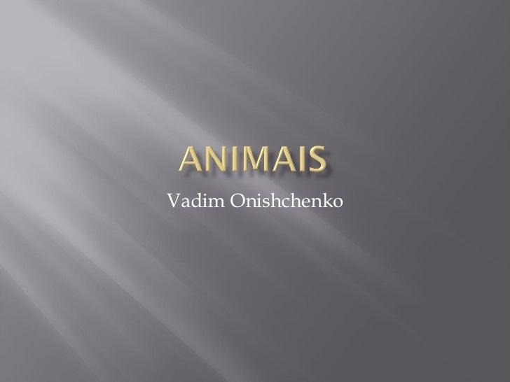 Vadim Onishchenko