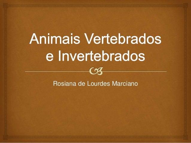 Rosiana de Lourdes Marciano