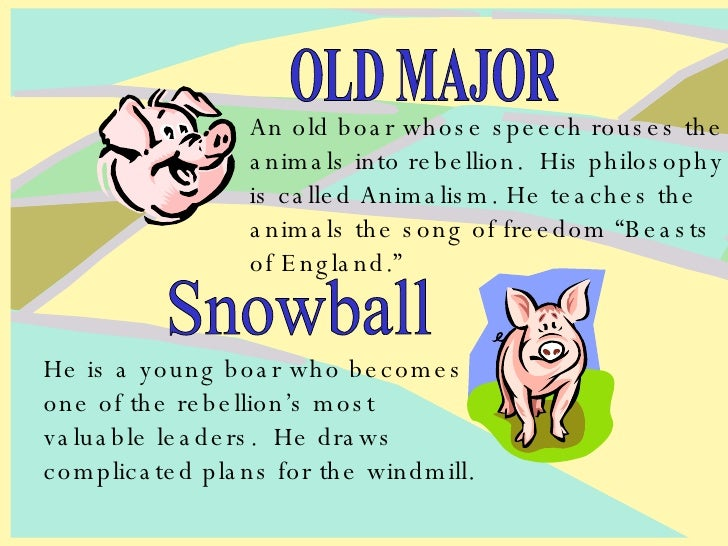 the prototypical character of benjamin in the tale of animal farm by george orwell I read animal farm too young to identify the individual animals with actual character animal farm is a dystopian tale of george orwell's animal farm is.