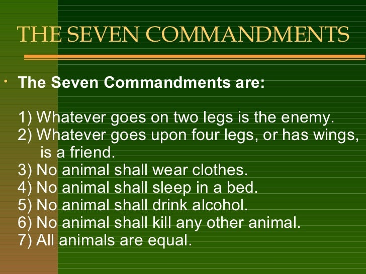 human freedom and the ten commandments essay Moral values essaysas soon as i was able to read, my parents made me memorize the ten commandments in addition, they took the time to explain each and every one to me.