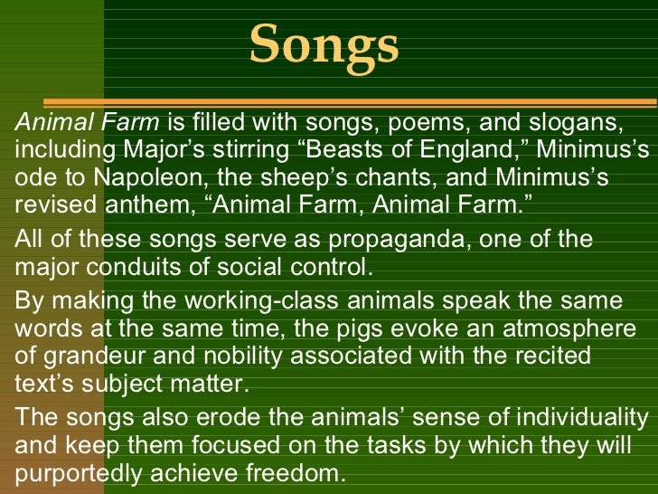 animal farm literary essay Therefore i consider it a model text for a reader of literature of any the animals on the farm support the animal utopia in animal farm as a.