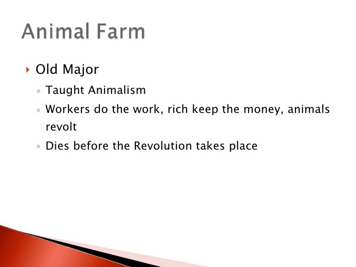 animal farm and the russian revolution Use this assessment to test your understanding of the historical references in ''animal farm'' you may complete this short quiz online, or print.