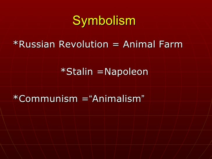 a comparison of animalism and marxism in animal farm by george orwell How is marxism portrayed throughout 'animal farm' by george orwell the main aim of marxism is to bring about a classless society, and 'animal farm' is generally considered to be a marxist novel, as all its characters share a similar ambition at the beginning 'animal farm' represents an .