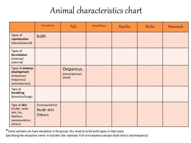 a report on the characteristics and classification of reptiles Bio 10 animal lab #6 61 bio10 lab # 6 animal kingdom 61 lab # 6 on taxonomy and the animal kingdom pre lab questions: 1 name one pro and one con for the use of taxonomy in biology.